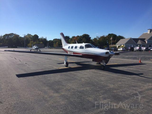 Piper Malibu Mirage (N75WB)