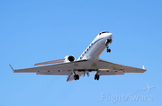 Gulfstream Aerospace Gulfstream IV (XA-CHE)