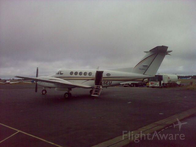 Beechcraft Super King Air 200 (G-FSEU)