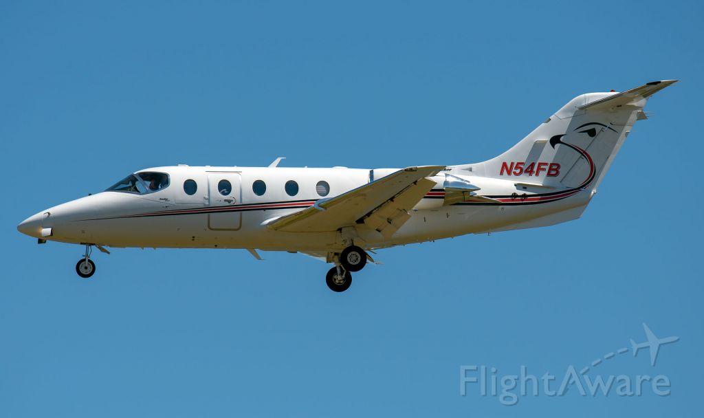 Beechcraft Beechjet (N54FB)