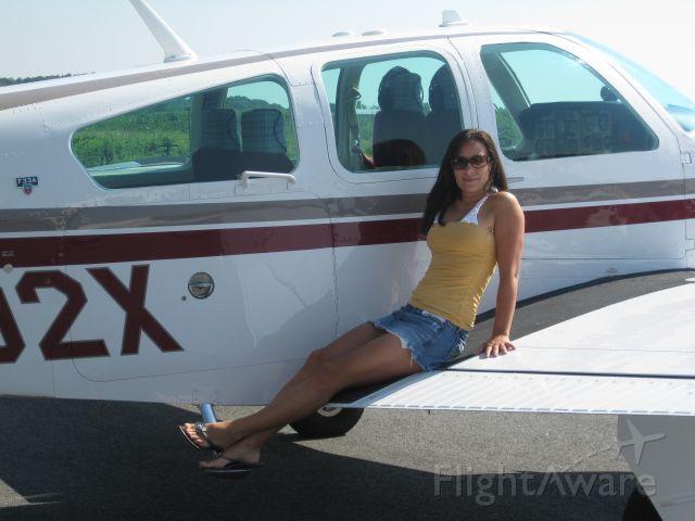 Beechcraft Bonanza (33) (N8002X)