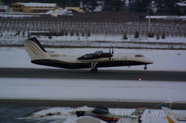 de Havilland Dash 8-300 (C-GLWN)