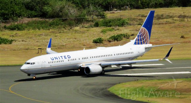 Boeing 737-900 (N73445)
