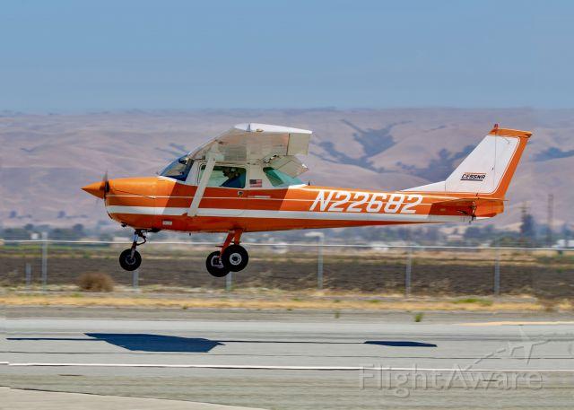 Cessna Commuter (N22682) - First solo landings