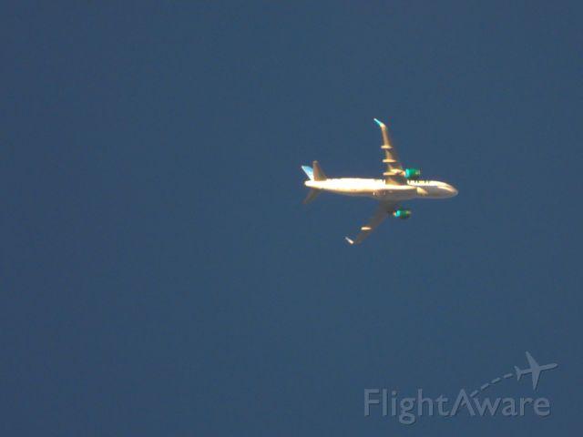 Airbus A320neo (N347FR)