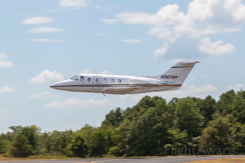 Beechcraft Beechjet (N567XP)