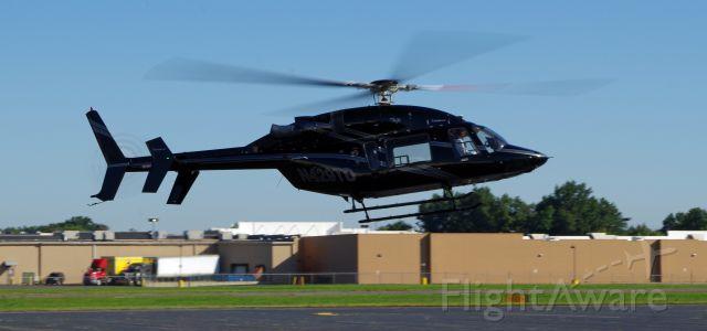 Bell 427 (N429TD) - LINDEN, NEW JERSEY-SEPTEMBER 03, 2019: Seen landing at Linden Airport.