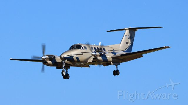 Beechcraft Super King Air 300 (F-GPRH)