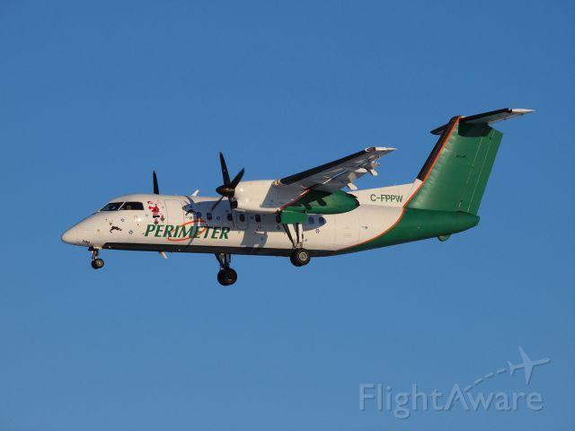 de Havilland Dash 8-100 (C-FPPW)