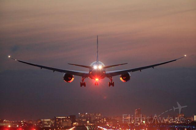 Boeing 787-8 (JA824A) - April 28th 2019:HND-HKD.