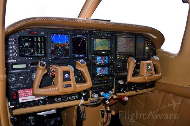 Cessna Centurion (N777FY)