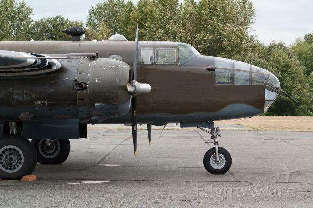 North American TB-25 Mitchell (N88972)