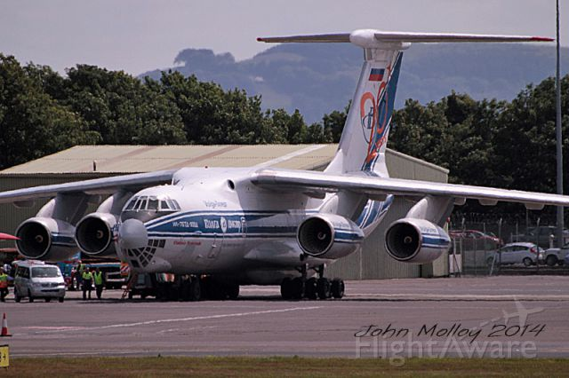 Ilyushin Il-76 (RA-76950)