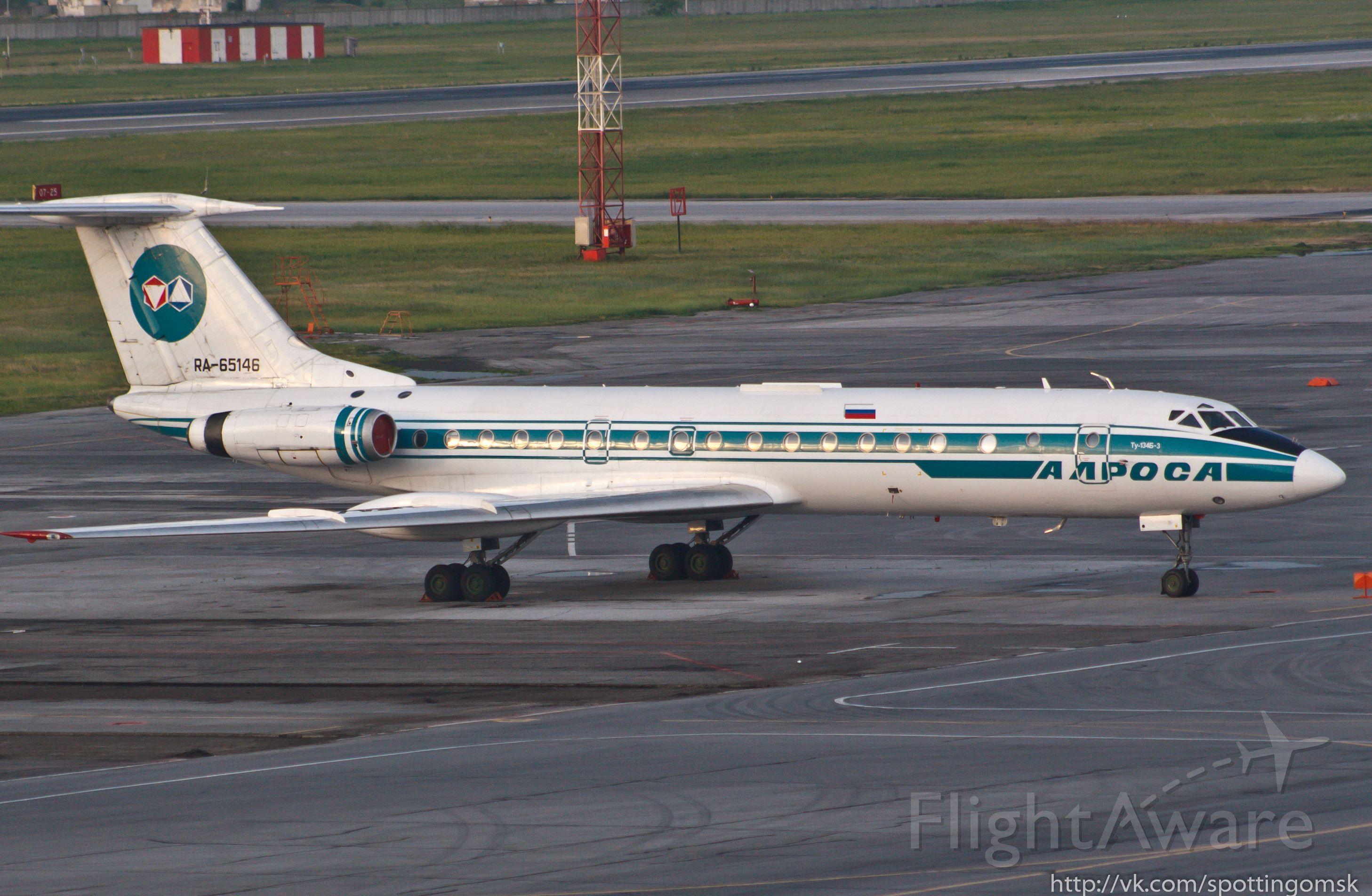 Tupolev Tu-134 (RA-65146)