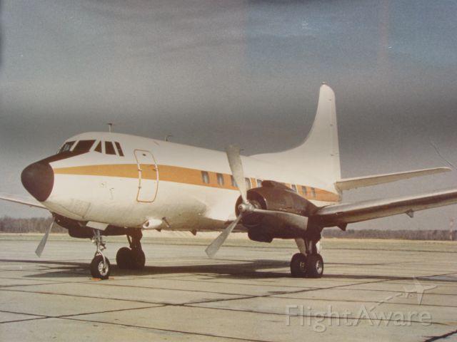 Beechcraft Baron (58) (N142S) - Photo was taken in Atlanta in 1972.