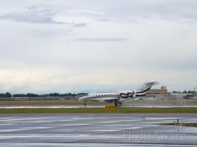 Cessna Citation X — - Atco