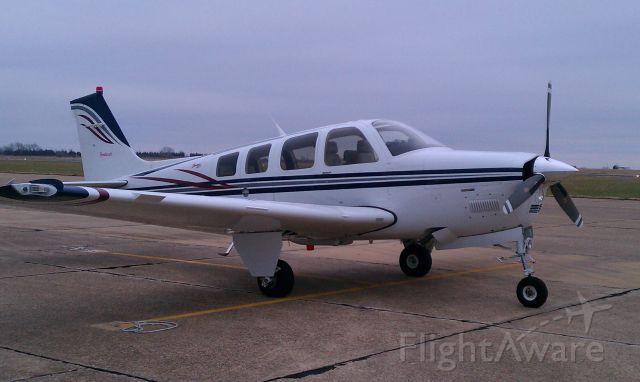 Beechcraft Bonanza (36) (N13TD)
