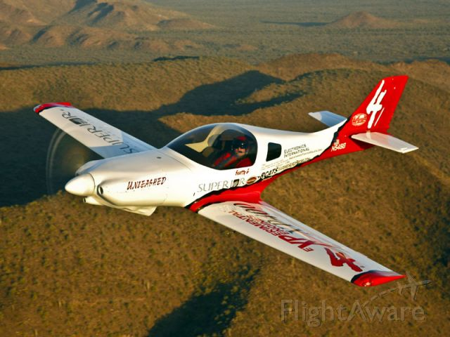 "PAI Lancair 320 (N54SG) - Lancair 360 with a Superior XP-400SRE  260+ Hp  Yes, it is fast!  Known as ""Unleashed"""