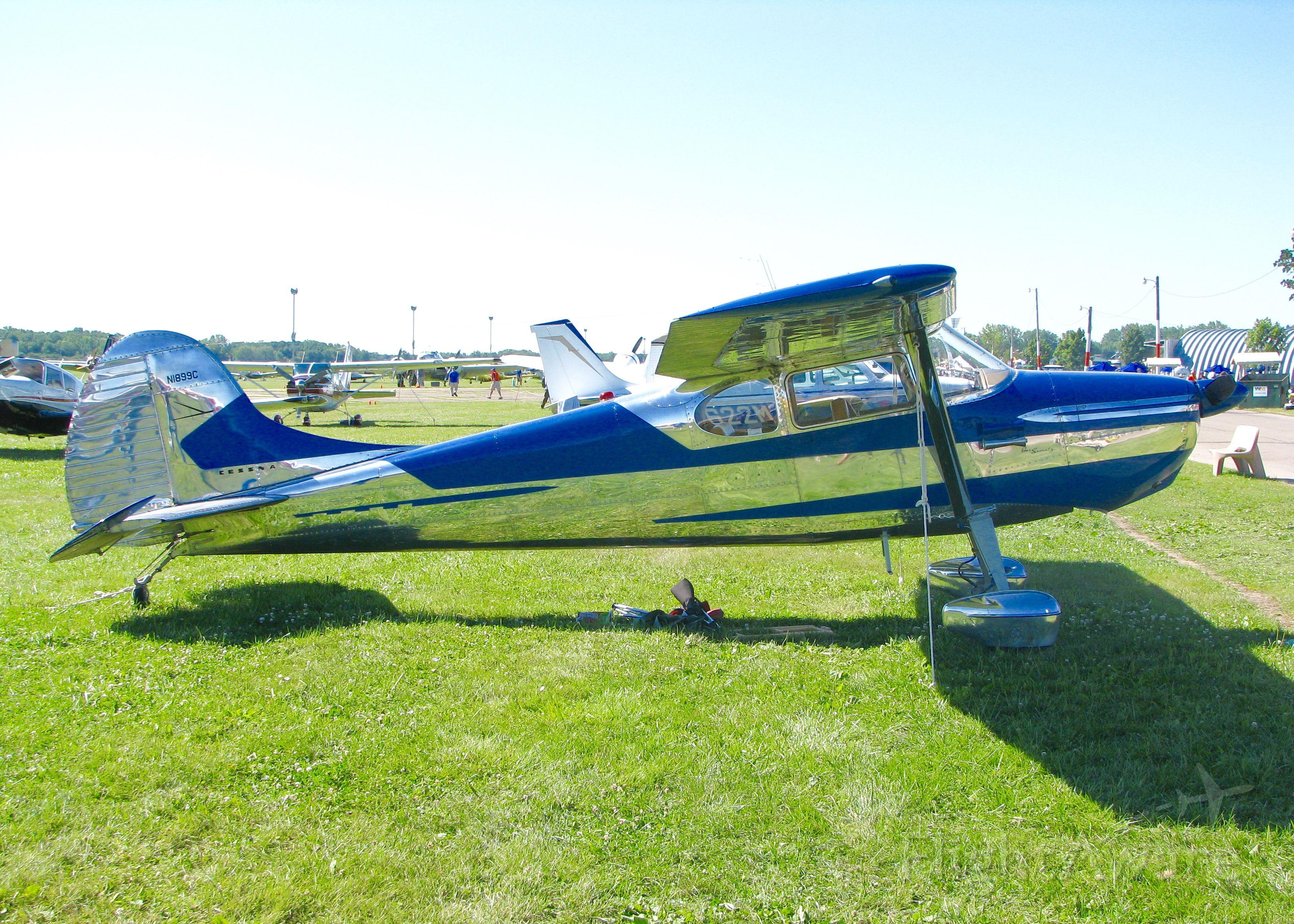 Cessna 170 (N1899C) - At AirVenture.
