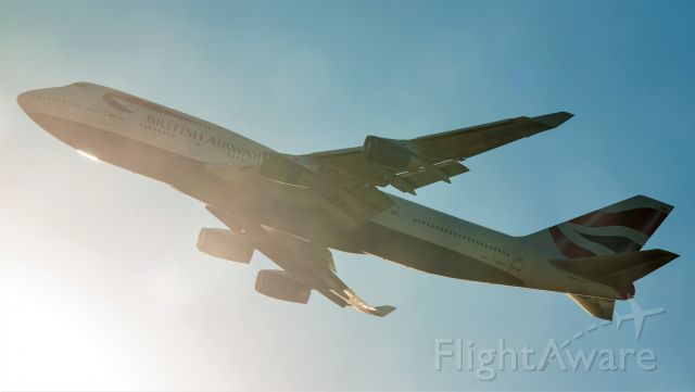 Boeing 747-400 (G-BYGD)