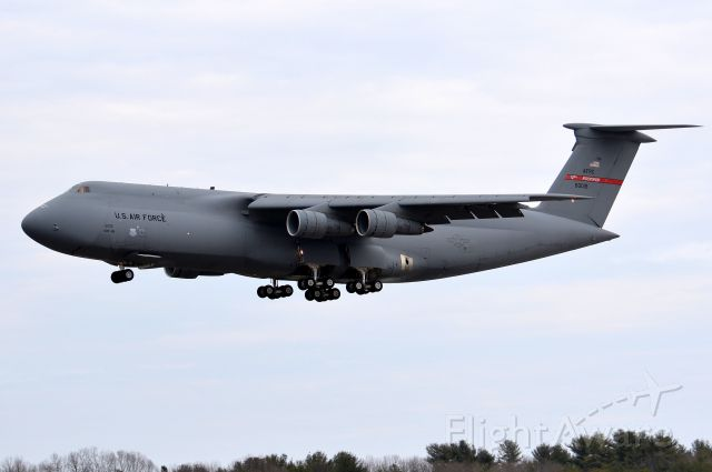 Lockheed C-5 Galaxy (86-0019) - Rodd 01 Heavy from the 436th AW Westover ARB MA