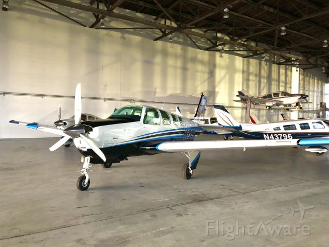Beechcraft Bonanza (36) (N8299W)