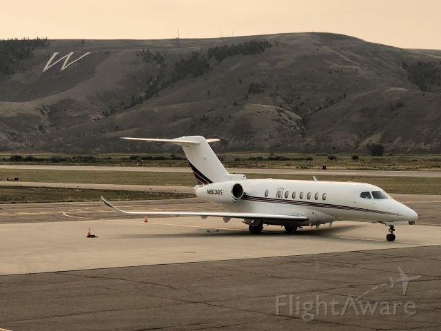 Cessna Citation Longitude (N803QS)