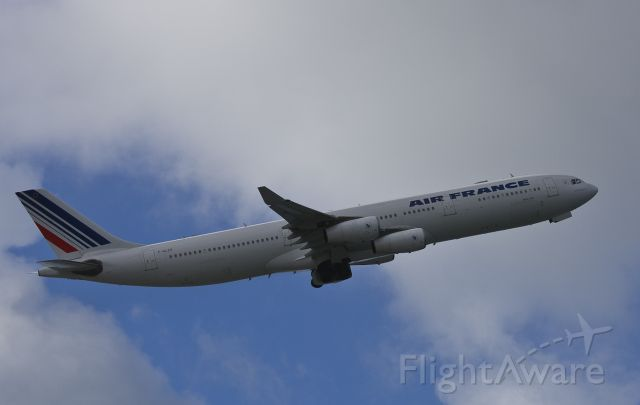 Airbus A340-300 (F-GLZS) - AIRBUS A340 - 313X