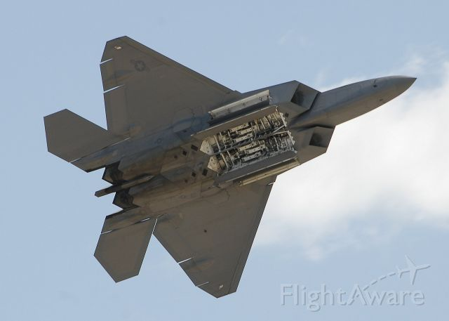 Lockheed F-22 Raptor — - The business side of the Raptor