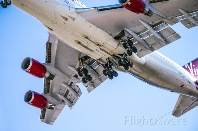 Boeing 747-200 (G-VLIP)