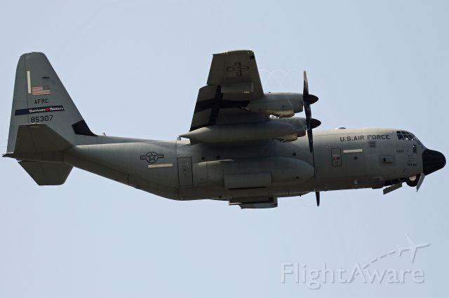 Lockheed EC-130J Hercules (98-5307)