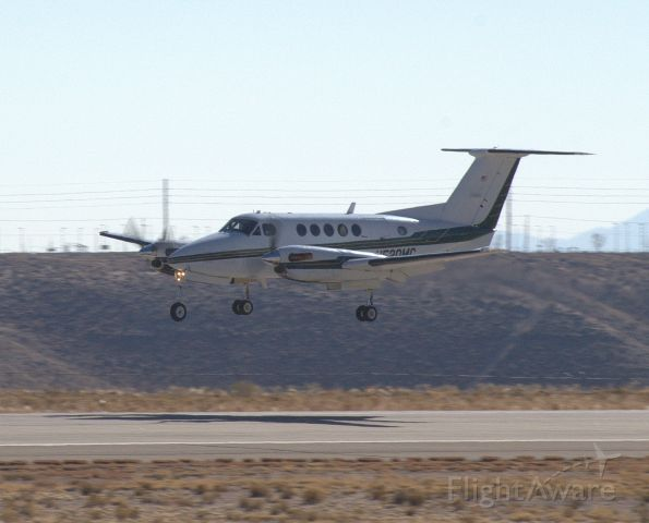Beechcraft Super King Air 200 (N520MC)