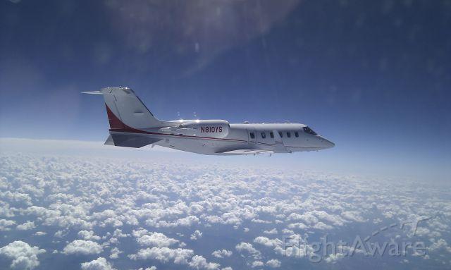 Learjet 60 (N810YS) - XR
