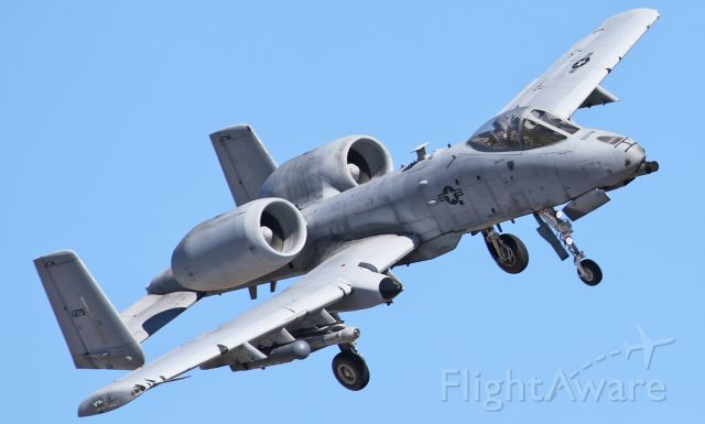 Fairchild-Republic Thunderbolt 2 (78-0670)