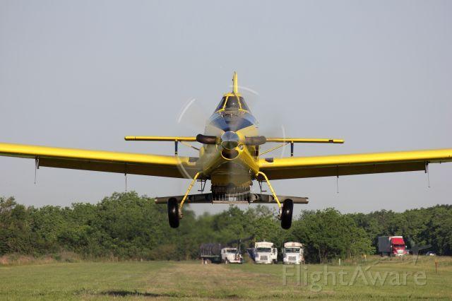 Experimental 100kts-200kts (N127JW) - Air Tractor AT-802