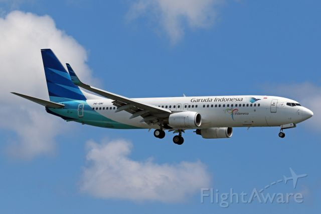 Boeing 737-700 (PK-GMI)