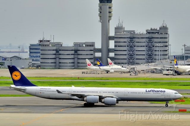 Airbus A340-600 (D-AIHT) - 2014
