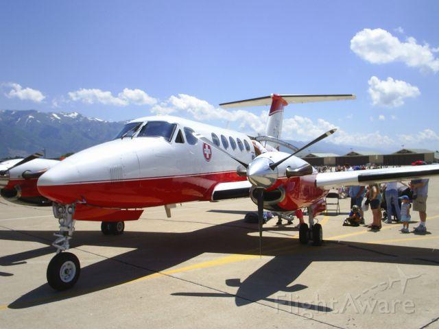 Beechcraft Super King Air 200 (N501HC)