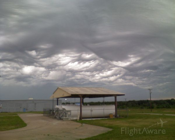 — — - At Lake Texoma Jet Center