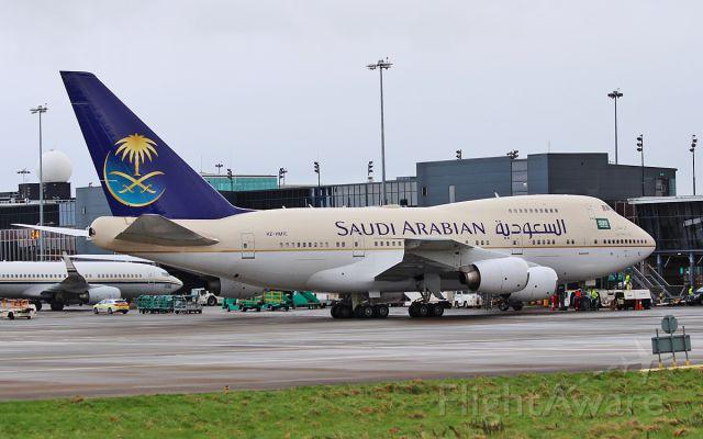 Boeing 747-200 (HZHM1C) -  saudi royal flight b747sp-68 hz-hm1c at shannon 26/2/17.