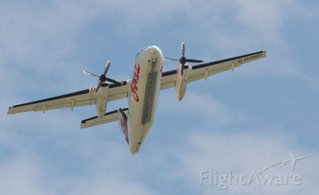 de Havilland Dash 8-100 (C-GOND)