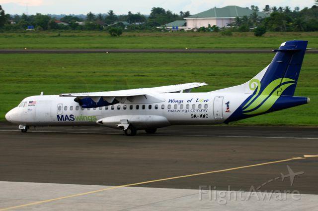 ATR ATR-72 (9M-MWC)