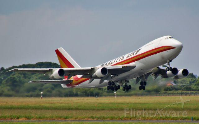 N795CK — - kalitta air 747-2 n795ck  dep shannon 29/6/14