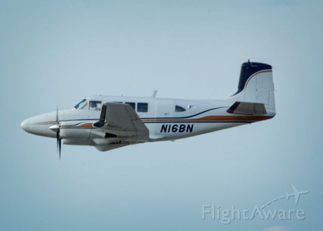 Beechcraft Queen Air (65) (N16BN) - 2014 Sun n Fun