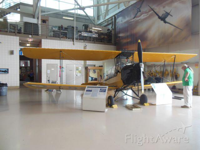C-GCWT — - DE Havilland Tiger Moth