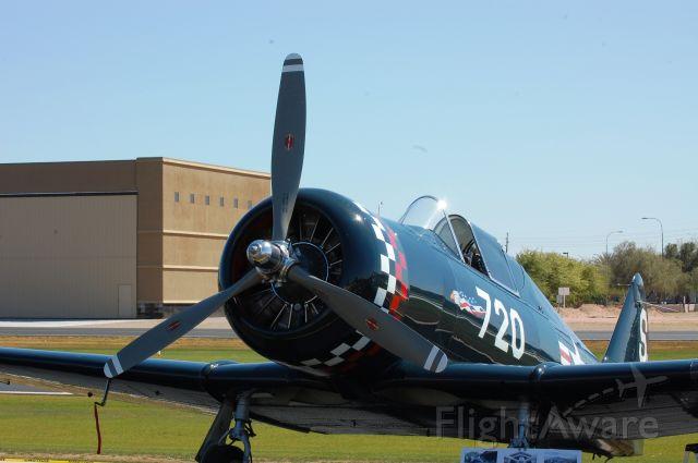 North American T-6 Texan (N202LD)