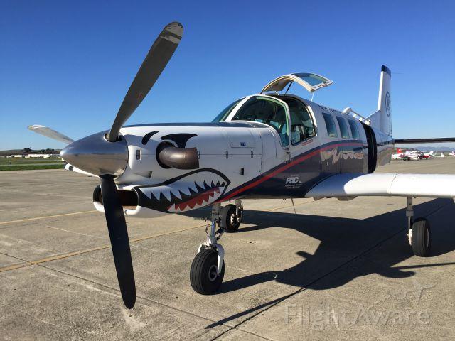 PACIFIC AEROSPACE Cresco (N750DV) - Hollister sky diving plane