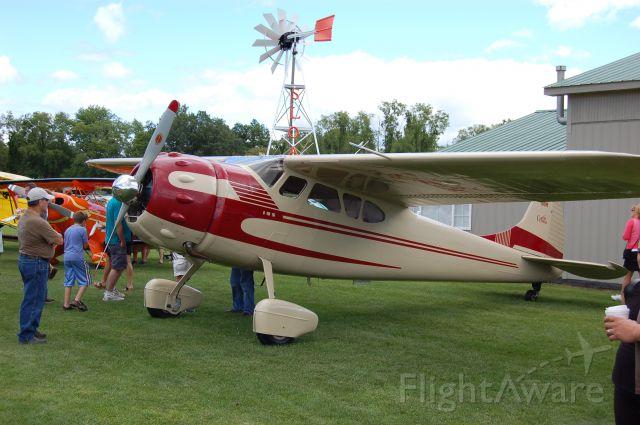 — — - NICE 195 @ Wings & Wheels Sloas Airfield OH 08/13
