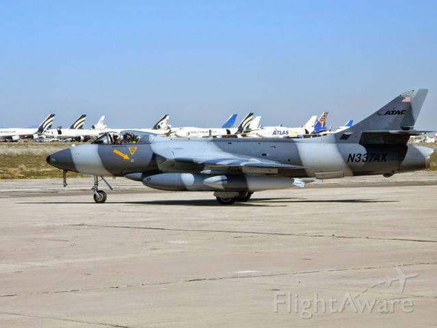 Boeing Goshawk (N337AX)