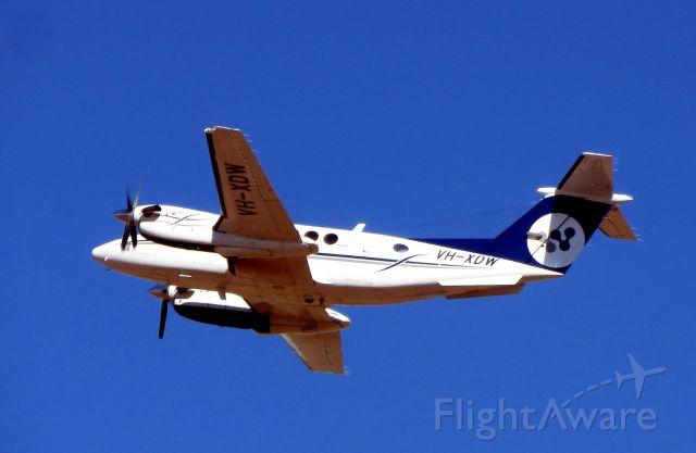 Beechcraft Super King Air 200 (VH-XDW)